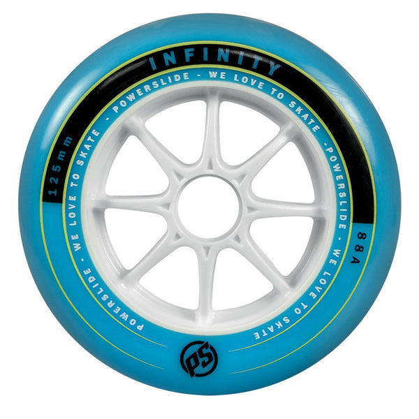 POWERSLIDE Infinity Wheel 125mm 88a