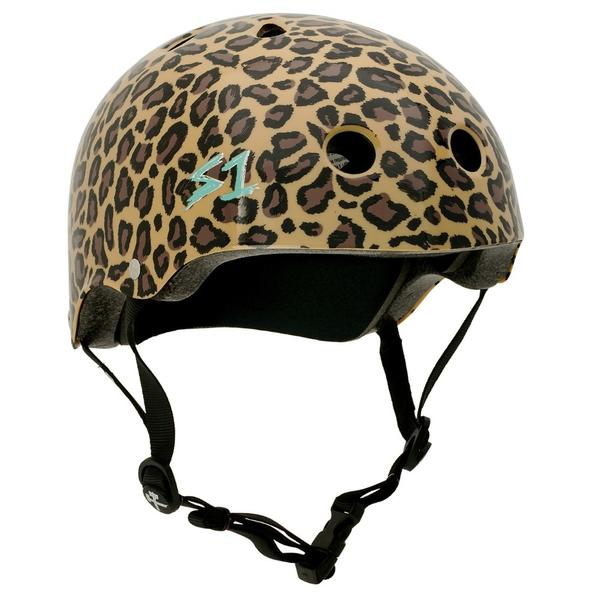 S-ONE Lifer Helmet Moxi Leopard