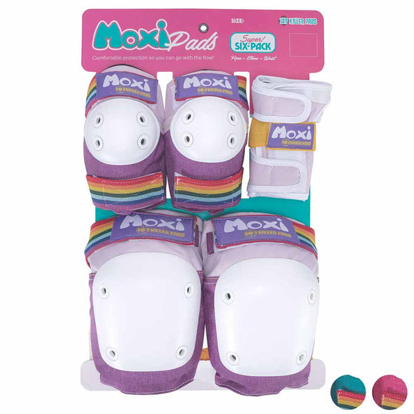 187 Moxi Junior Pads Six Pack