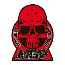 MGP - Logo Sticker