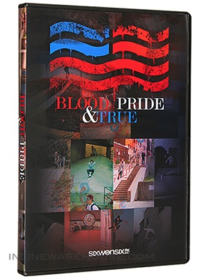 Blood Pride & True DVD