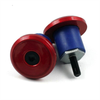 BAMF Alloy Bar Ends, Red