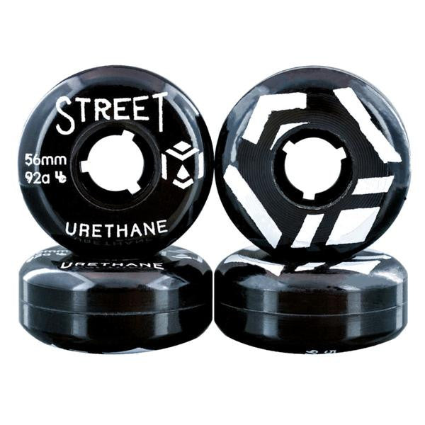 STREET URETHANE Team 56mm Black