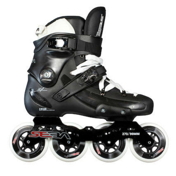 SEBA FR Deluxe Inline Skate with 90mm wheels and frame