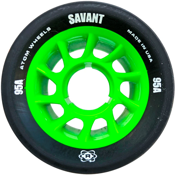 ATOM Savant Quad 62mm Wheel 4pack