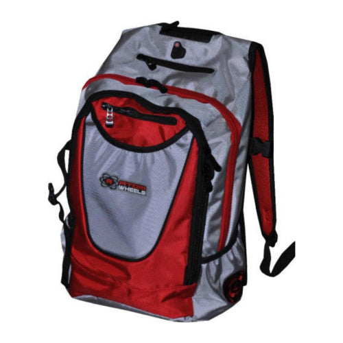 ATOM Backpack Red/Silver