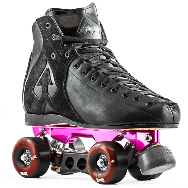 ANTIK AR1 Phantom/Falcon Park Rollerskate Package