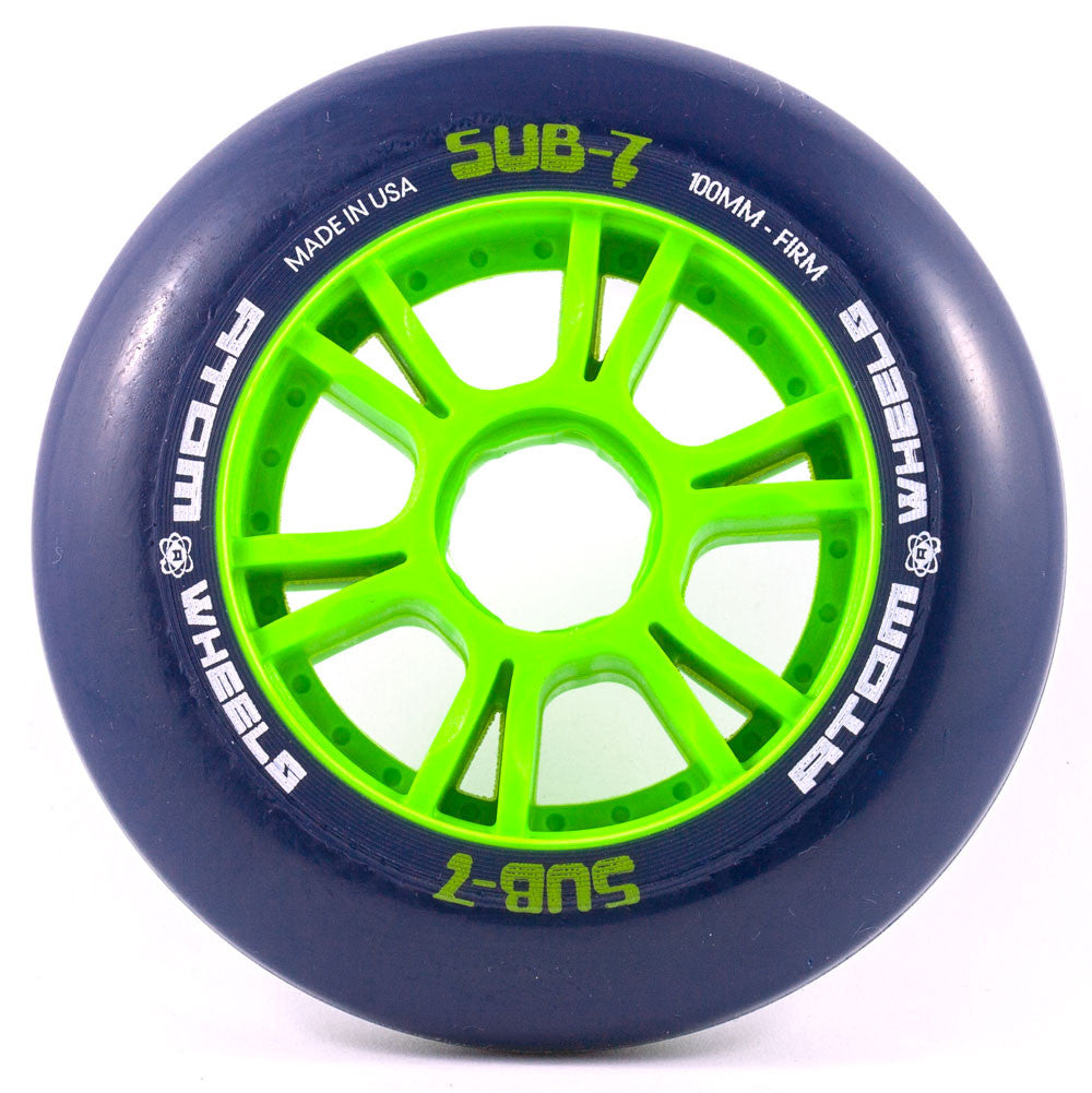 ATOM SUB7 IQ 100mm, Blue, Firm