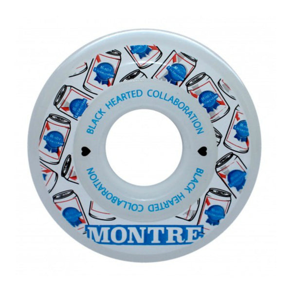 BHC Montre Livingston Aggressive Inline Skate Wheel 4 Pack Front view
