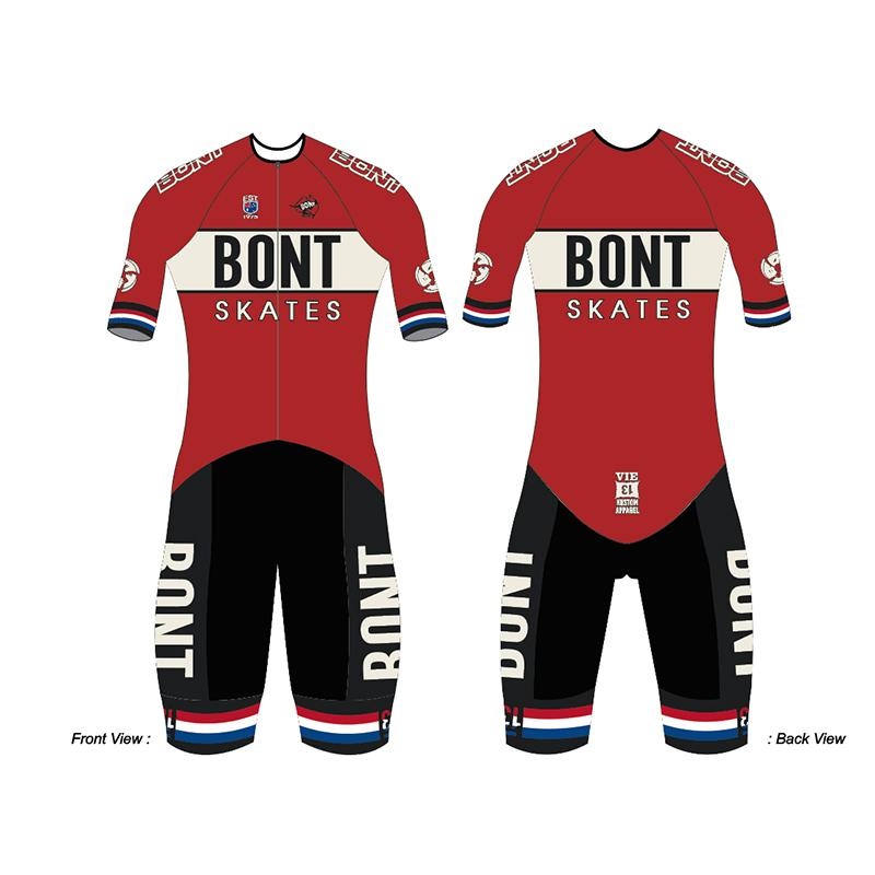 BONT Retro Elite 18 Skinsuit