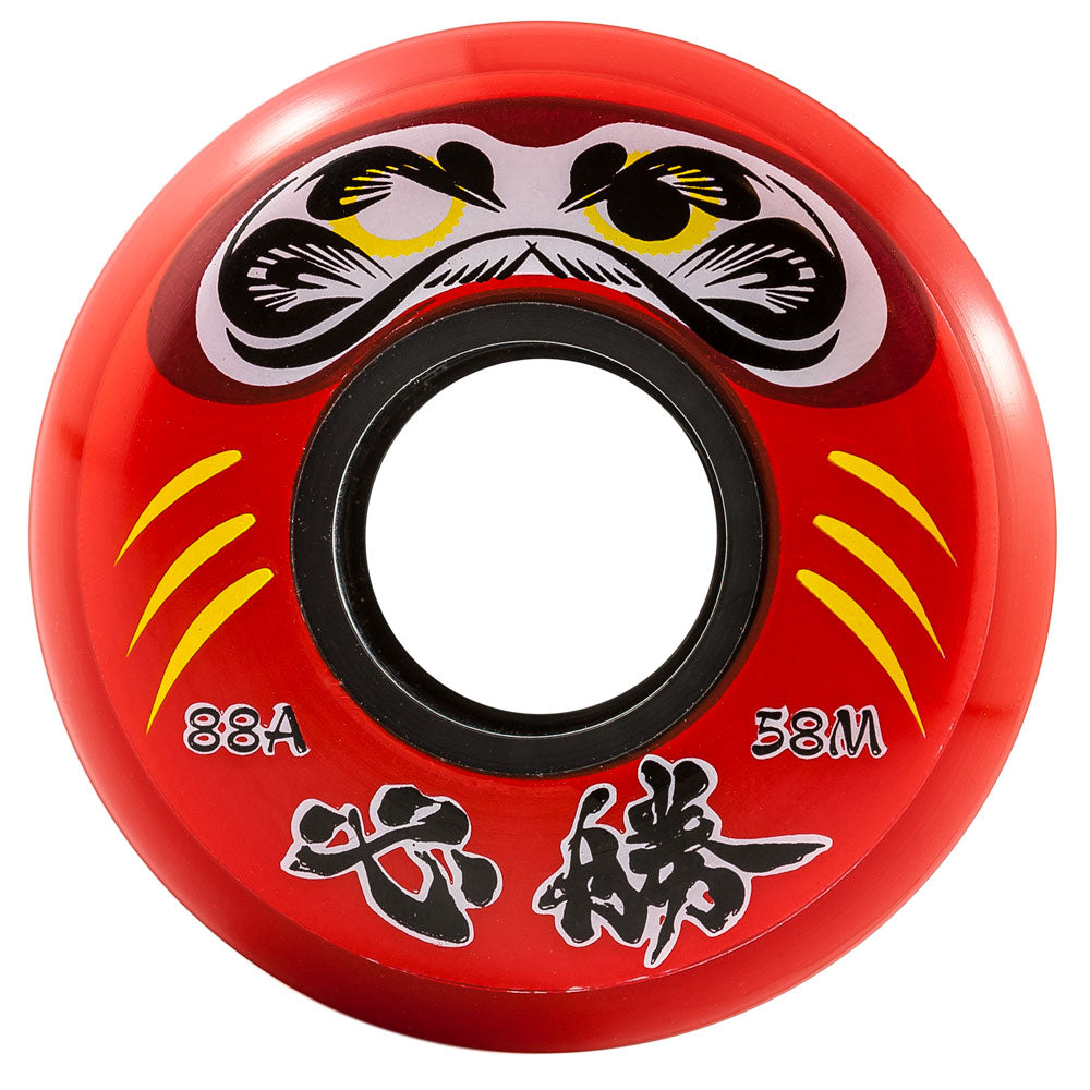 BLADE CLUB Bodhidharma Wheels 58mm 88a 4 Pack