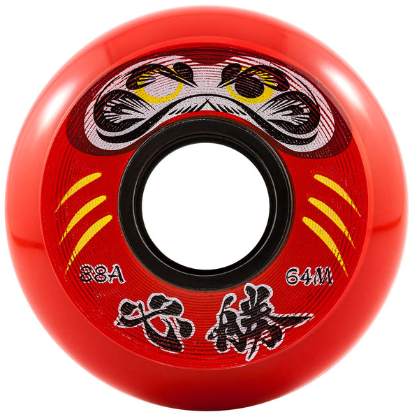 BLADE CLUB Bodhidharma Wheels 64mm 88a 4 Pack