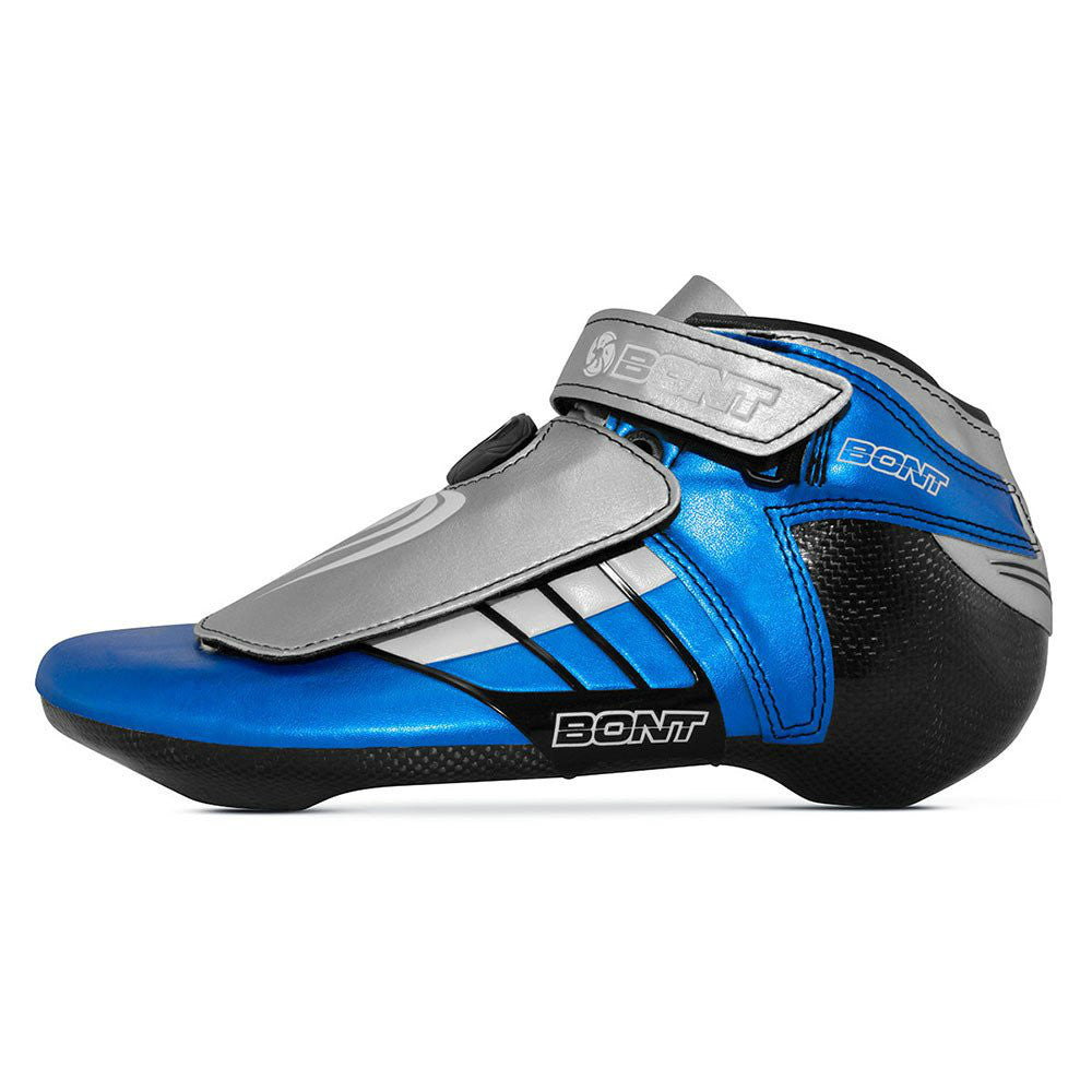 BONT Z Boa Boot Short Track Blue
