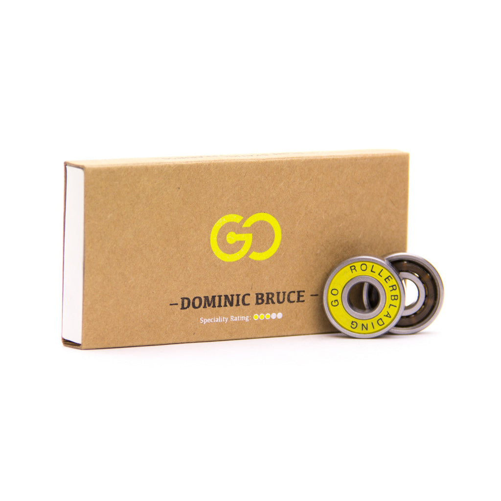 GO PROJECT Bruce Bearings