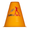 SEBA Dual Density Cones Orange