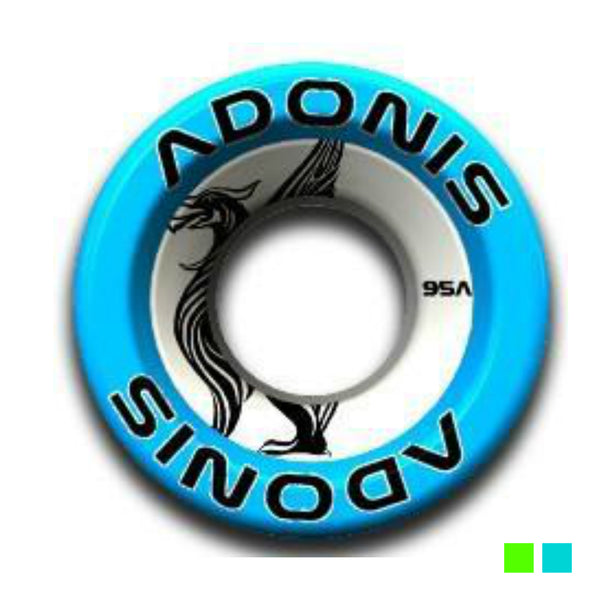 ADONIS-Quad-Wheel-50mm-Colour-Options