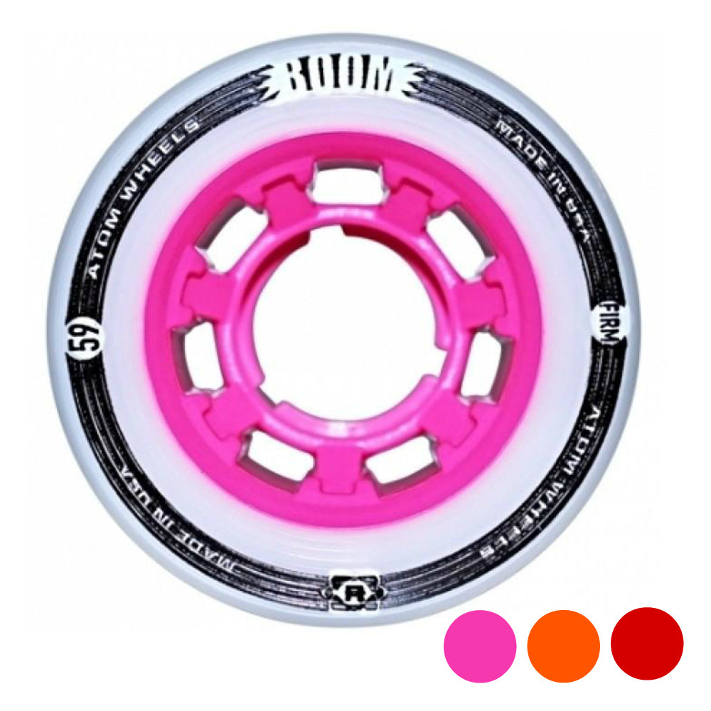 ATOM-Boom-Quad-Wheel-59mm/38mm-Colour-Choice