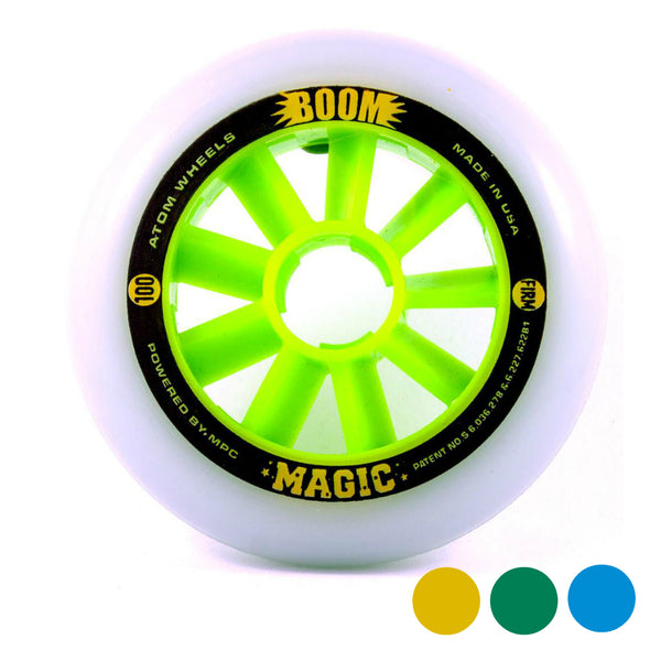 ATOM-Boom-Magic-100mm-Colour-Options