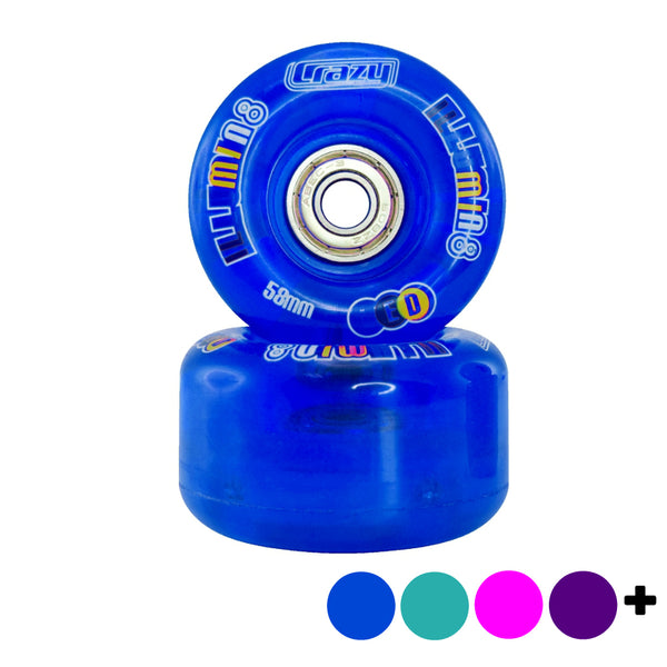 Crazy-Illumin8-Quad-Skate-Wheels-Colour-Options