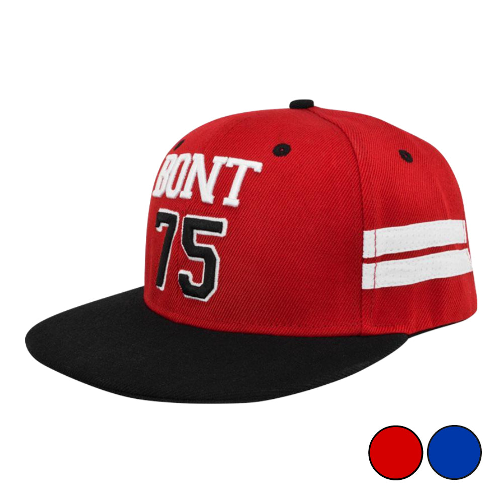 BONT-75-Snapback-Hat-Colour-Options