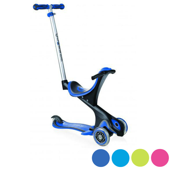 Globber-Evo-Comfort-Convertible-5in1-Scooter-Colour-Options