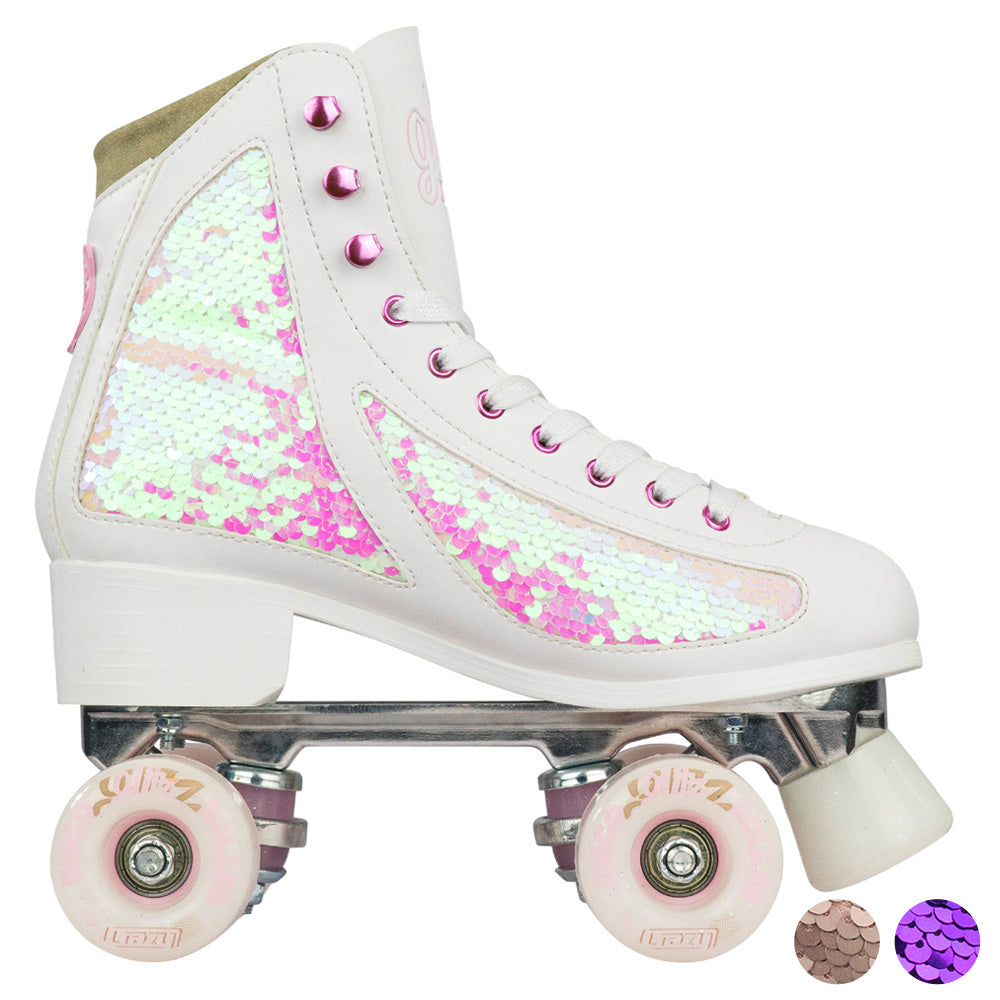 Crazy-Disco-Glitz-Roller-Skate-Colour-Options