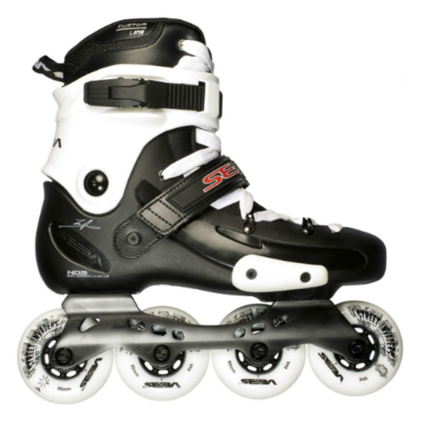 SEBA FRX Black/White Inline Skate 2015 Model