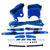 SEBA Custom Kit FR Blue