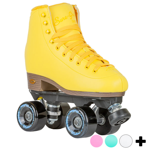 Sure-Grip-Fame-Roller-Skate-Outdoor-Motion-Wheels