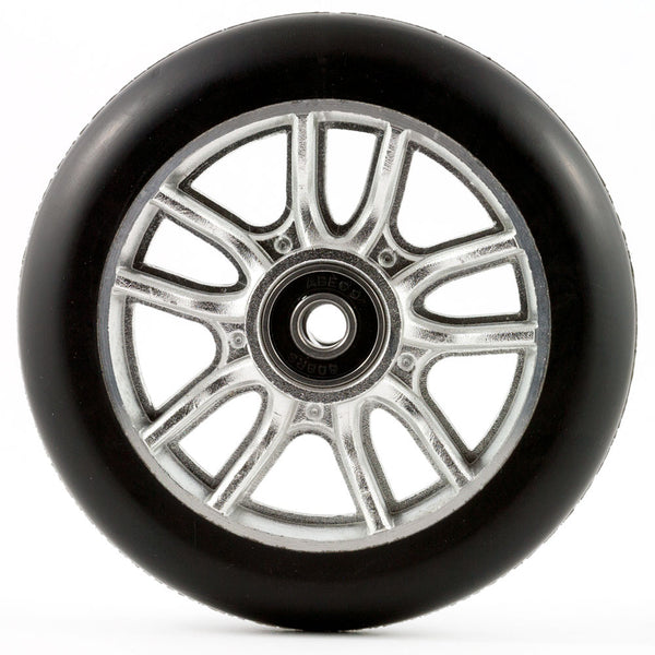 FOX-Scooter-Wheel-Black-110mm-Silver