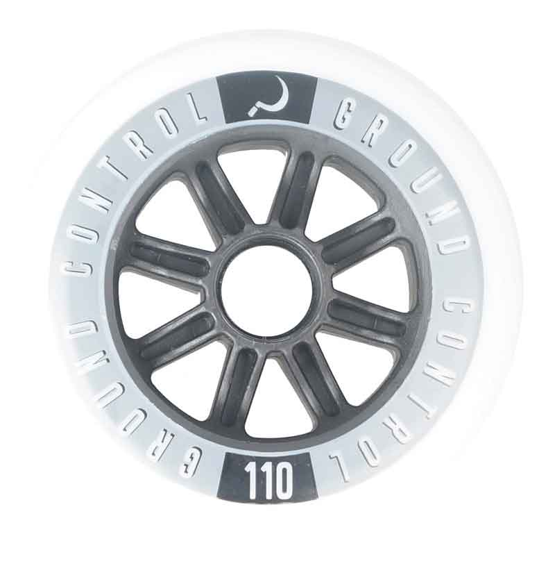 GROUND CONTROL 110mm Wheel/Bearing 6pack