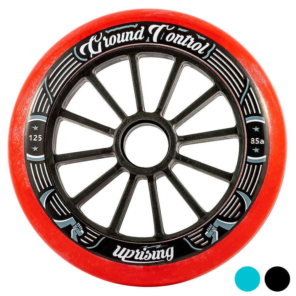 Ground Control 125mm V3 Wheel 3pack