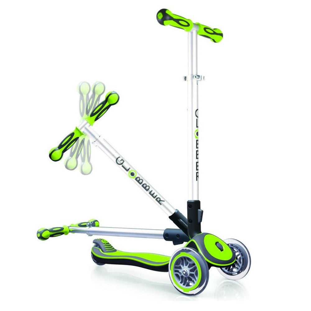 GLOBBER My Free Fold Up Scooter