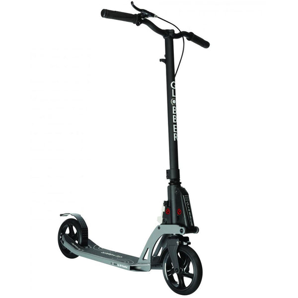 Globber K180 adult scooter black with hand brake