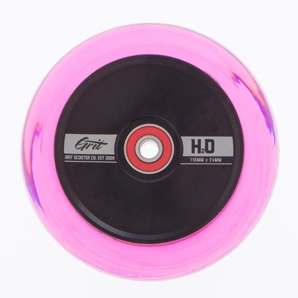 GRIT H2O Hollow Core Scooter Wheel 110mm pair