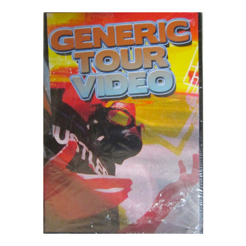 Generic Tour Double DVD