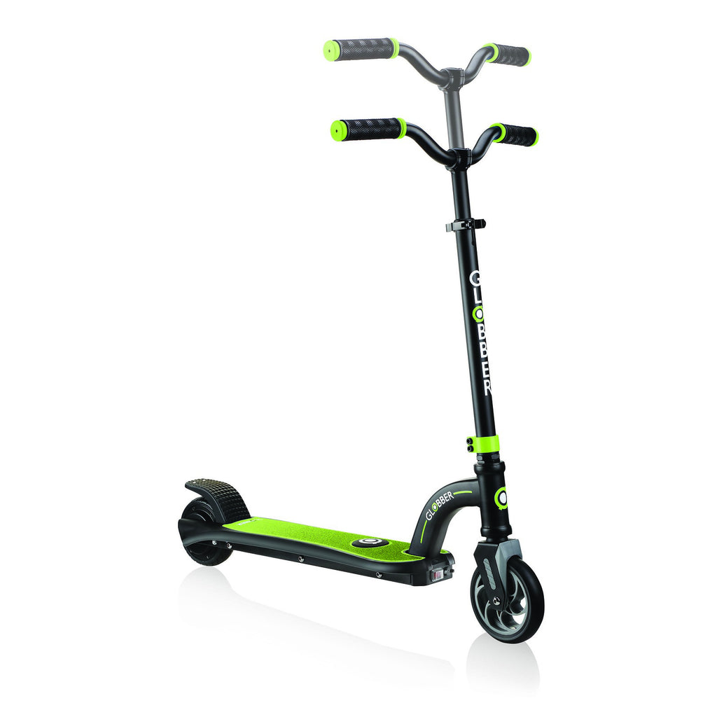 Globber-ONE-K-E-Motion-10-Electric-Mobility-Scooter-Lime