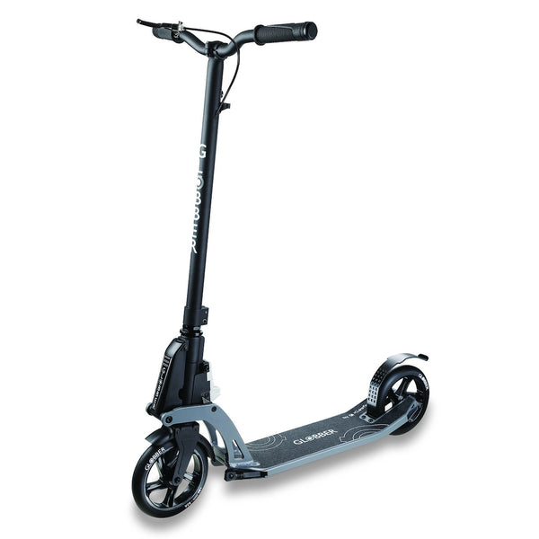 Globber K180 adult scooter black with hand brake-main
