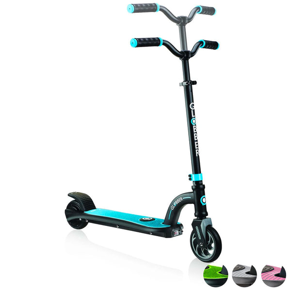 Globber-One-K-E-Motion-10-Electric-Scooter-Colour-Options