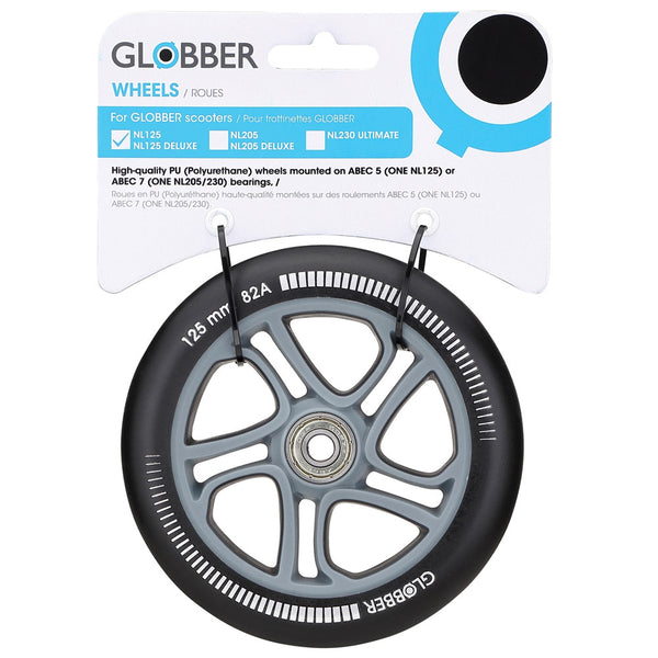 Globber One NL 125mm Wheel