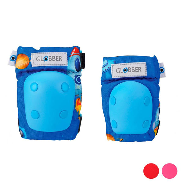 Globber-Toddler-Pads-Knee-Elbow-Pack-Colour-Options