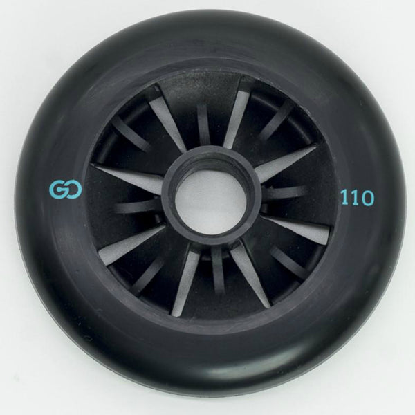Go Project 110mm Bow and Arrow wheel 6 Pack Main View