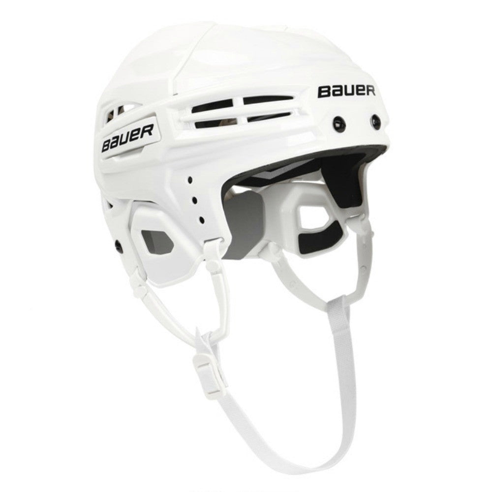 BAUER IMS 5.0 Hockey Helmet, White