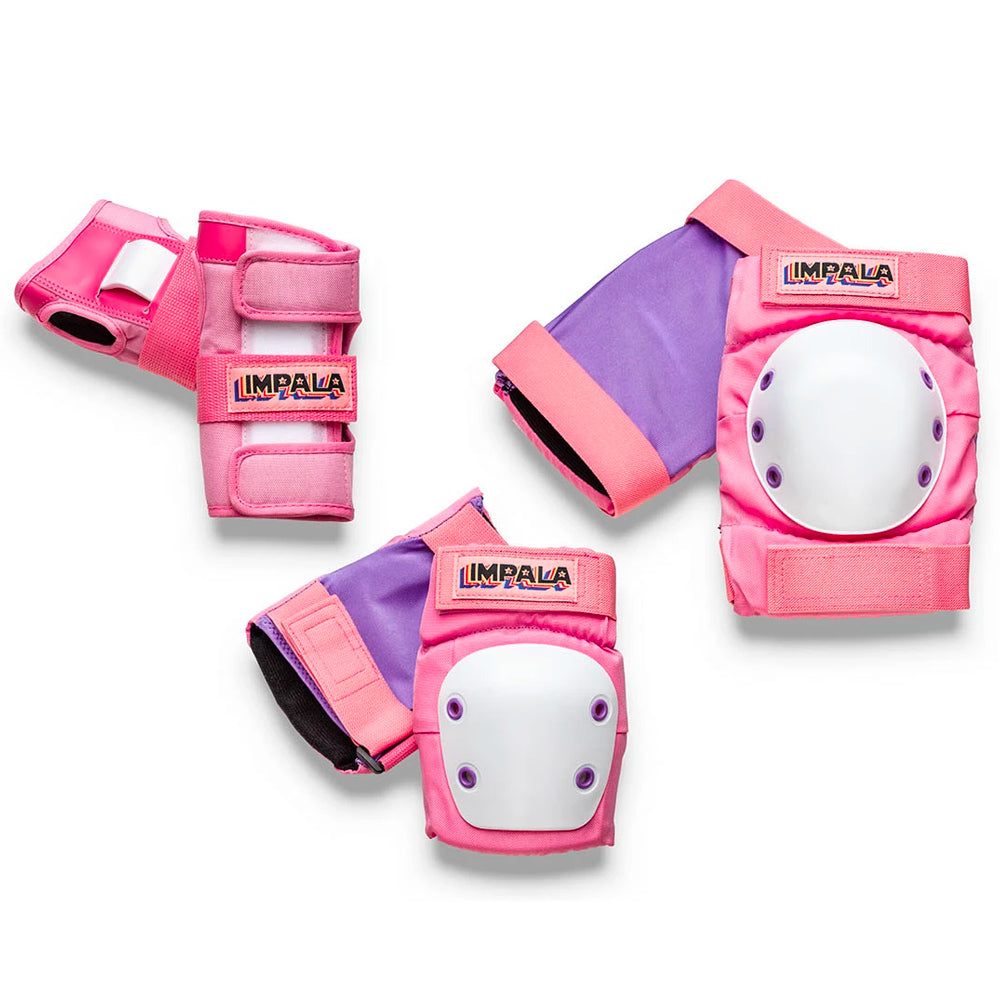 Impala-Junior-Protective-Tri-Pack-Pink