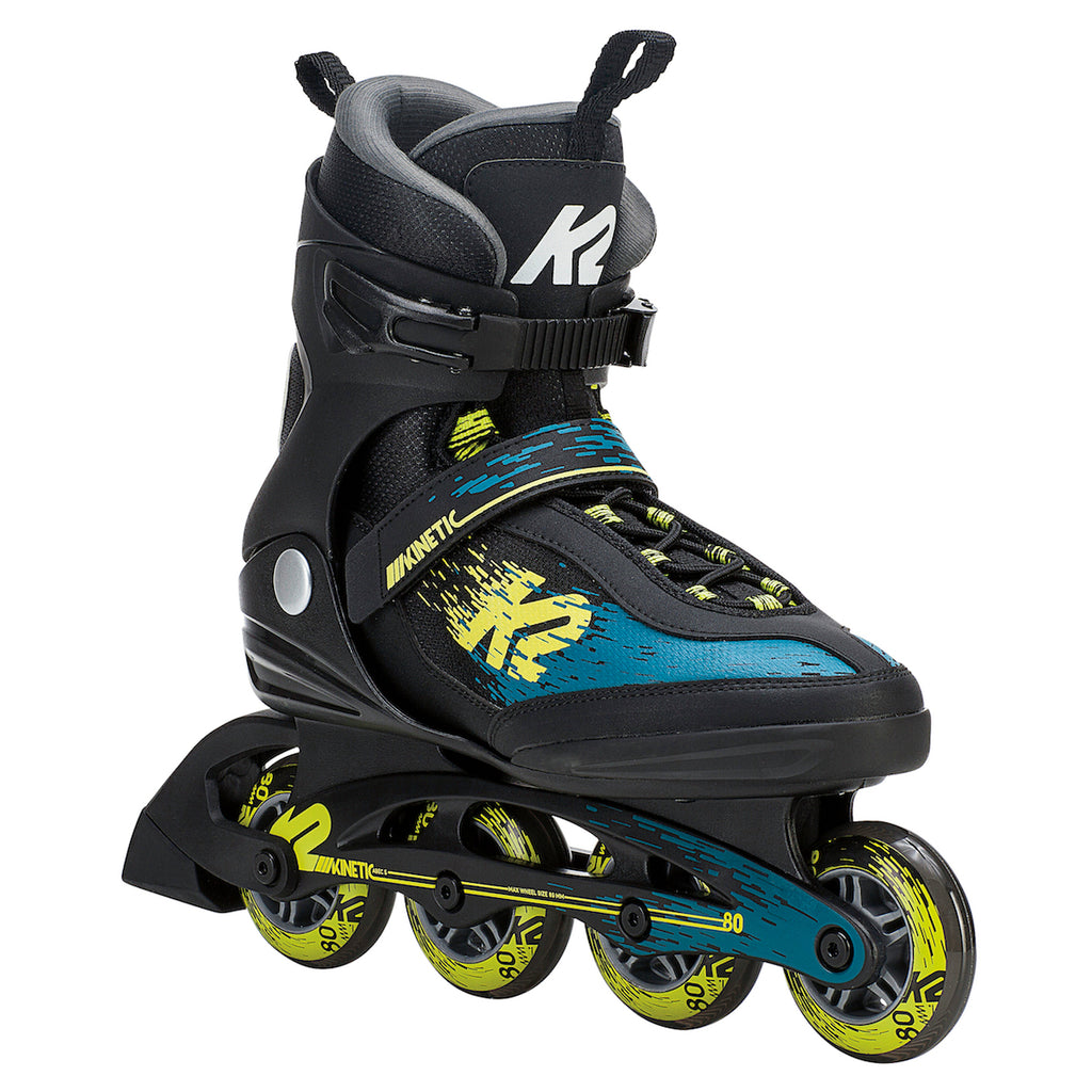 K2 Kinetic 80 mens Rollerblade 2018