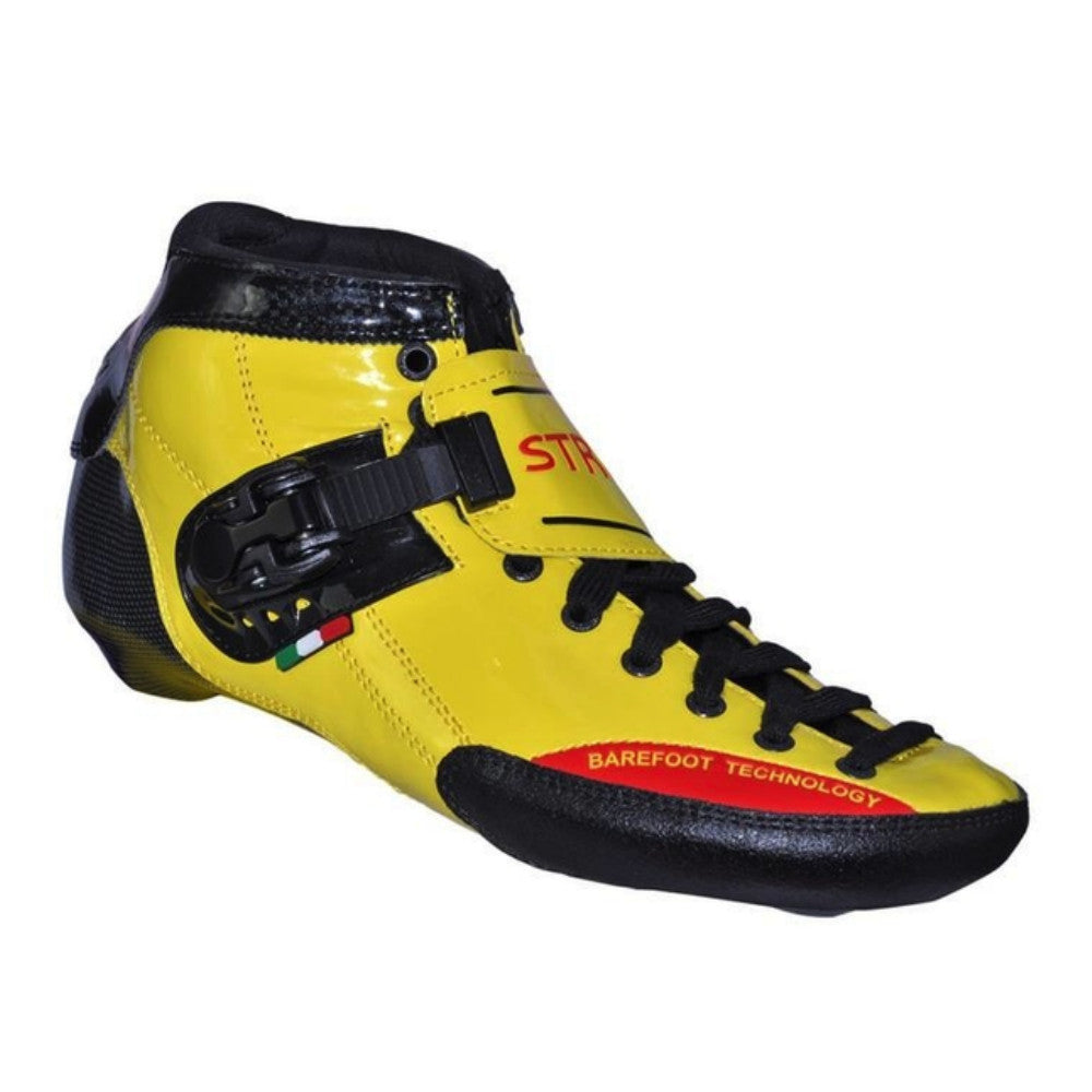 LUIGINO STRUT Boot Yellow