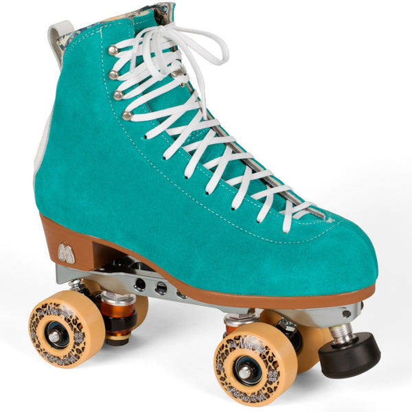 MOXI Jack/Reactor-Pro-Retro-Rollerskate-Package