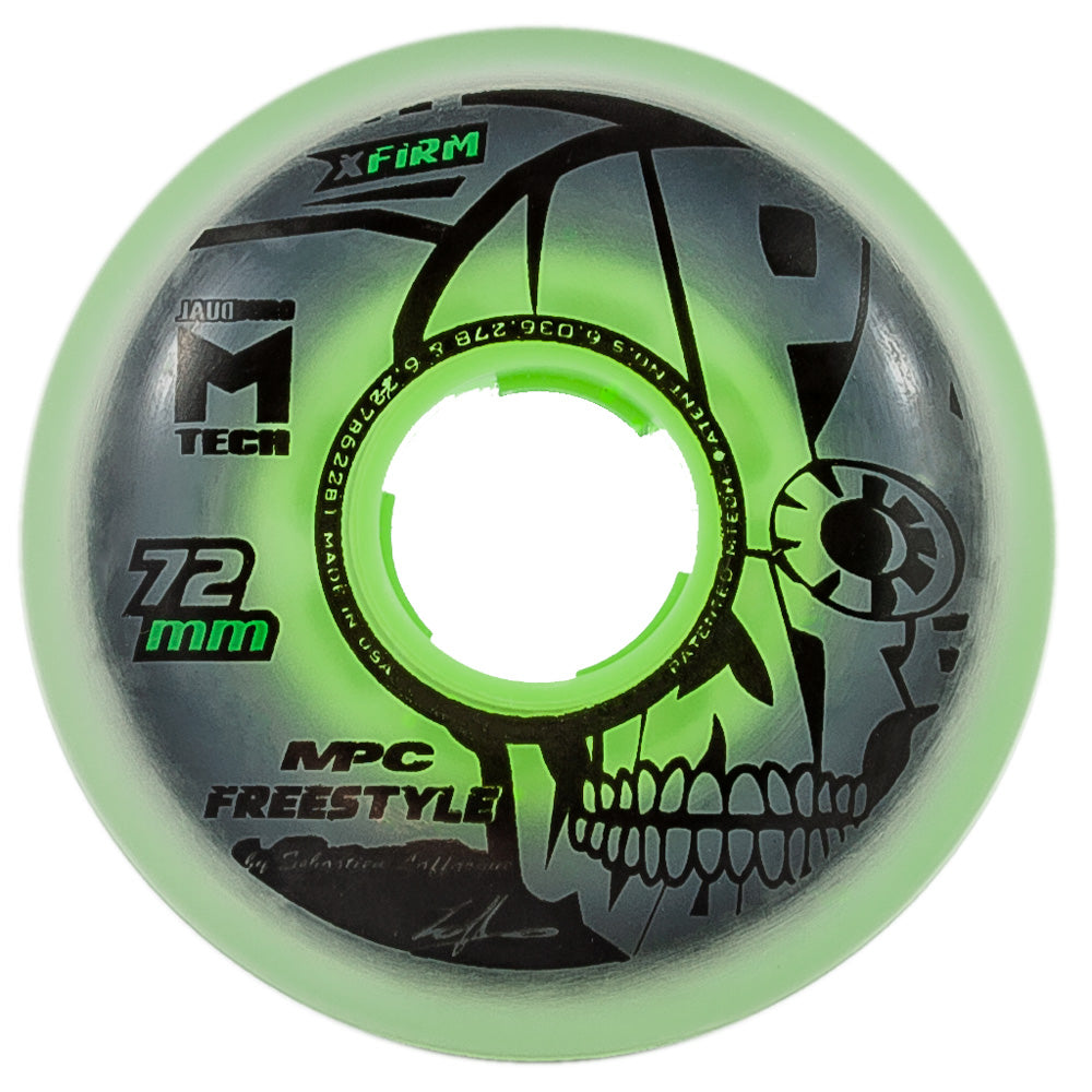 MPC-Freestyle-Dual-Pour-Inline-Skate-Wheel-72mm