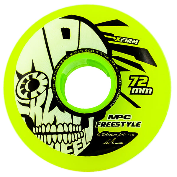 MPC-Freestyle-Inline-Skate-Wheel-72mm