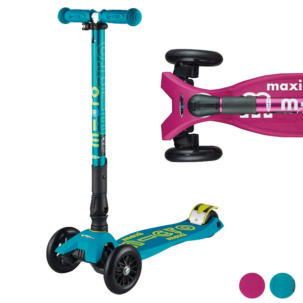 Micro-Maxi-Deluxe-Foldable-Scooter-Colour-Options